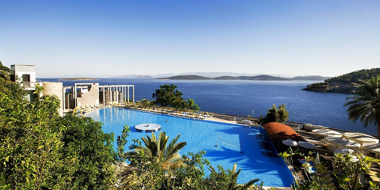 Bodrum Kervansaray Hotel - All Inclusive -- Bodrum, Turkey