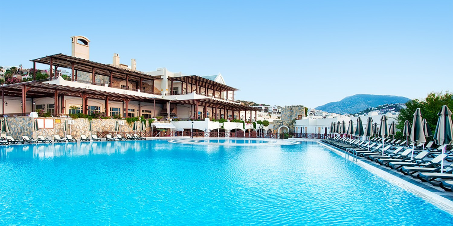 Asteria Bodrum Resort - All Inclusive -- Bodrum, Türkei