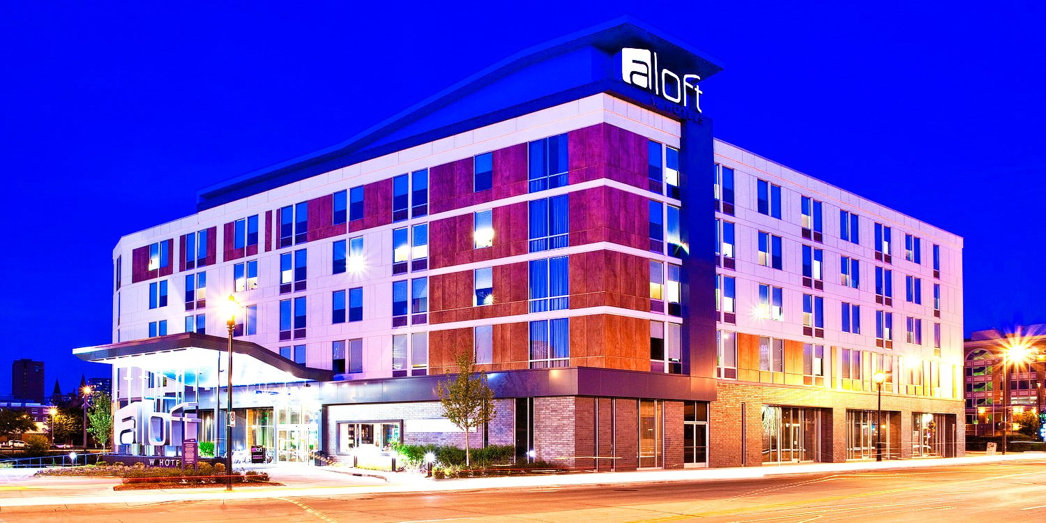 Aloft Milwaukee Downtown -- Milwaukee, WI