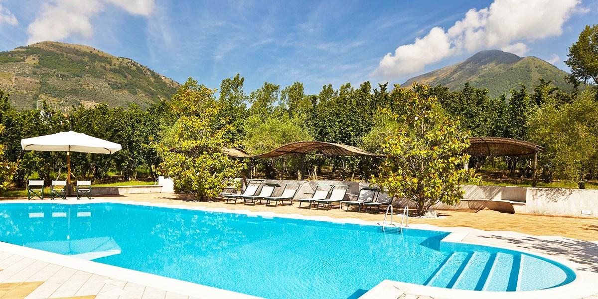 Villa Rizzo Resort & Spa -- San Cipriano Picentino, Italy