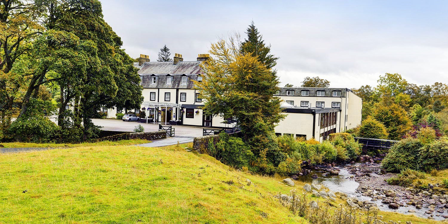 Shap Wells Hotel -- Penrith, United Kingdom