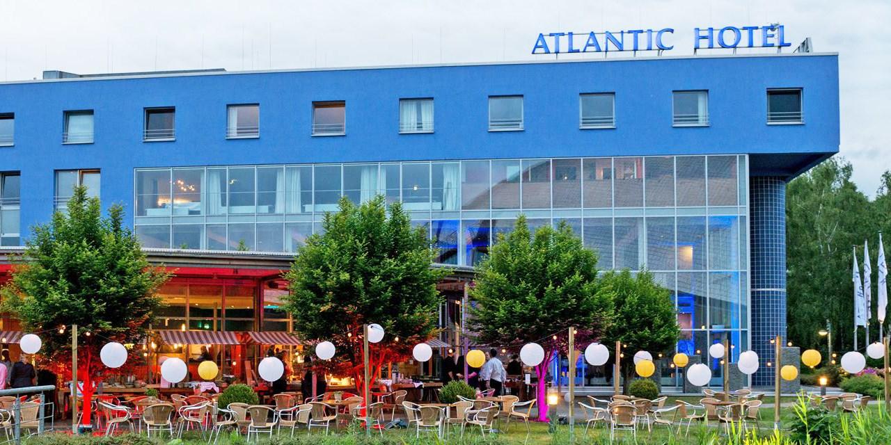 Atlantic Hotel Universum -- Bremen
