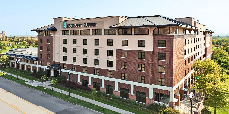 Omaha Embassy Suites Downtown/Old Market -- Omaha, NE