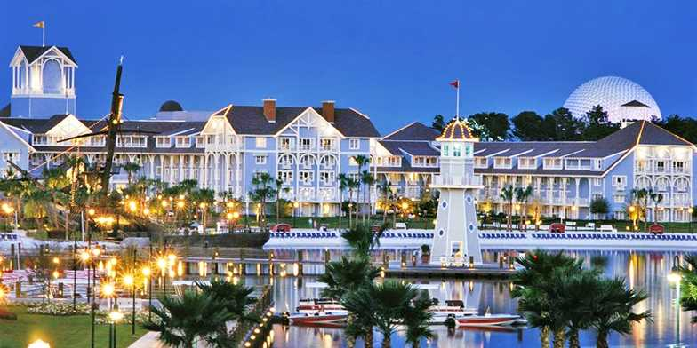 Disney S Beach Club Villas Bay Lake
