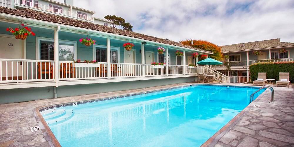 Carmel Bay View Inn -- Carmel, CA