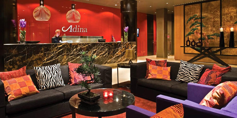 Adina Apartment Hotel Frankfurt Neue Oper -- Frankfurt, Germany