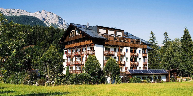 Hotel Der Löwe – lebe frei -- Leogang, Austria