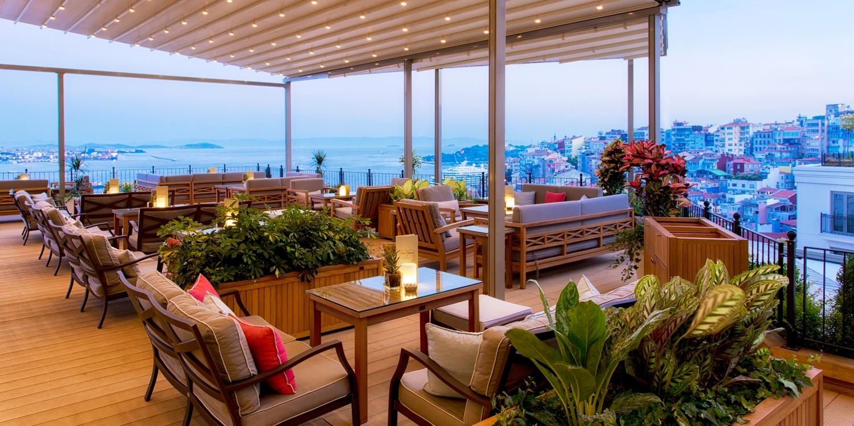 CVK Park Bosphorus Hotel Istanbul -- Istanbul, Türkei