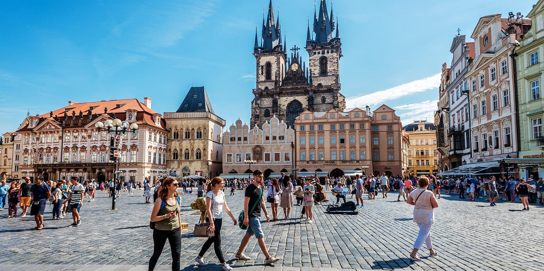 Occidental Praha Five -- Prag, Tschechien