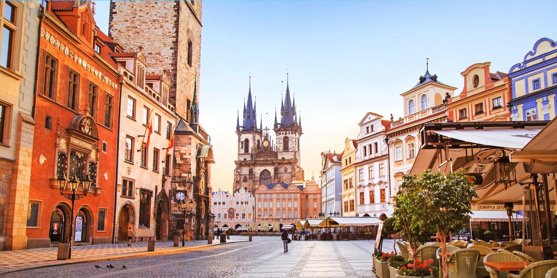 Occidental Praha Five -- Praga, República Checa