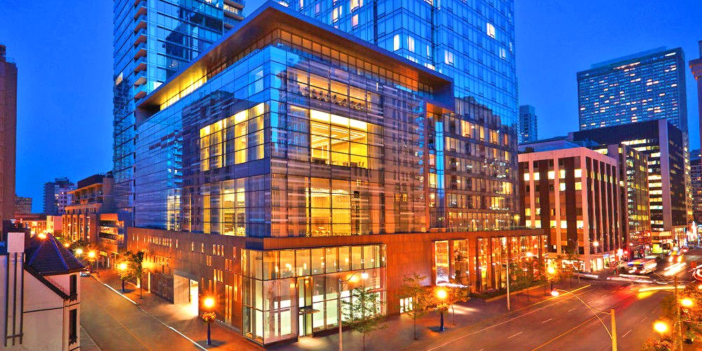 Four Seasons Hotel Toronto -- Toronto, Canada