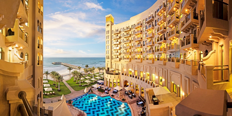 Bahi Ajman Palace Hotel -- Ajman, United Arab Emirates