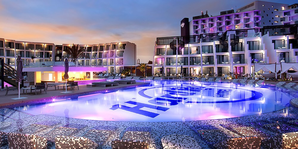 Hard Rock Hotel Ibiza -- Sant Josep de Sa Talaia, Spain