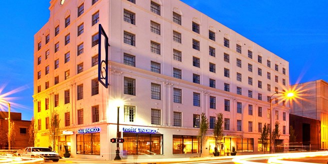 Hotel Indigo Baton Rouge Downtown La
