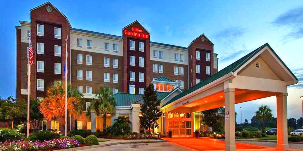 Hilton Garden Inn Lafayette/Cajundome -- Lafayette, LA