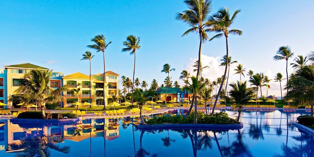 Ocean Blue & Sand -- Bavaro, Dominican Republic