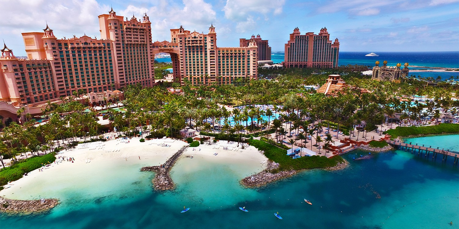 The Royal at Atlantis -- Nassau, Bahamas