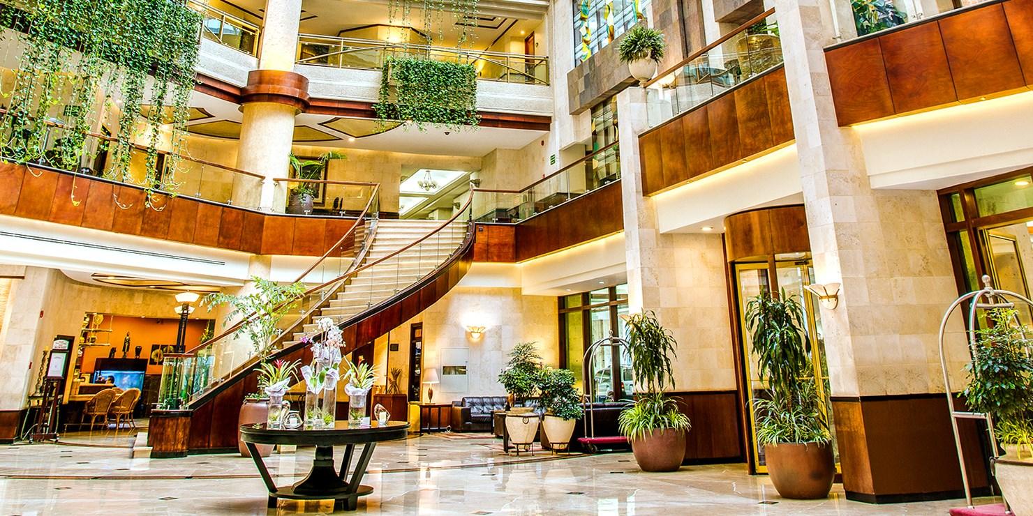 Grand Tikal Futura Hotel -- 危地马拉城, 危地马拉