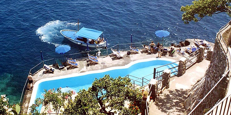 Luna Convento -- Amalfi, Italien