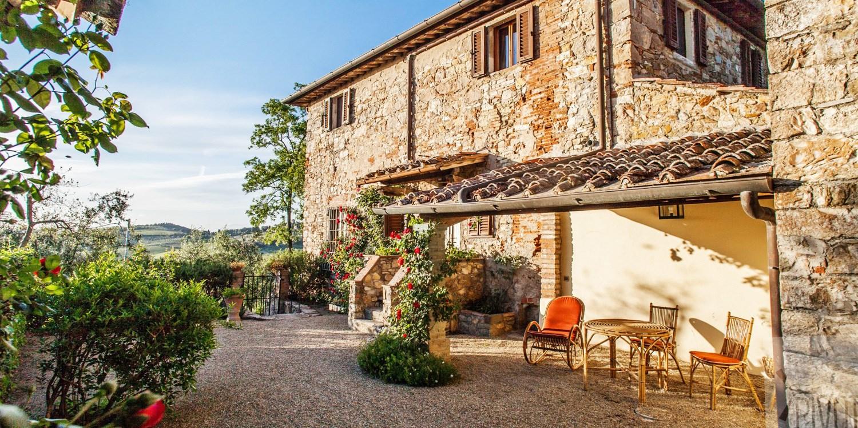 Villa Le Barone -- Greve in Chianti, Italy