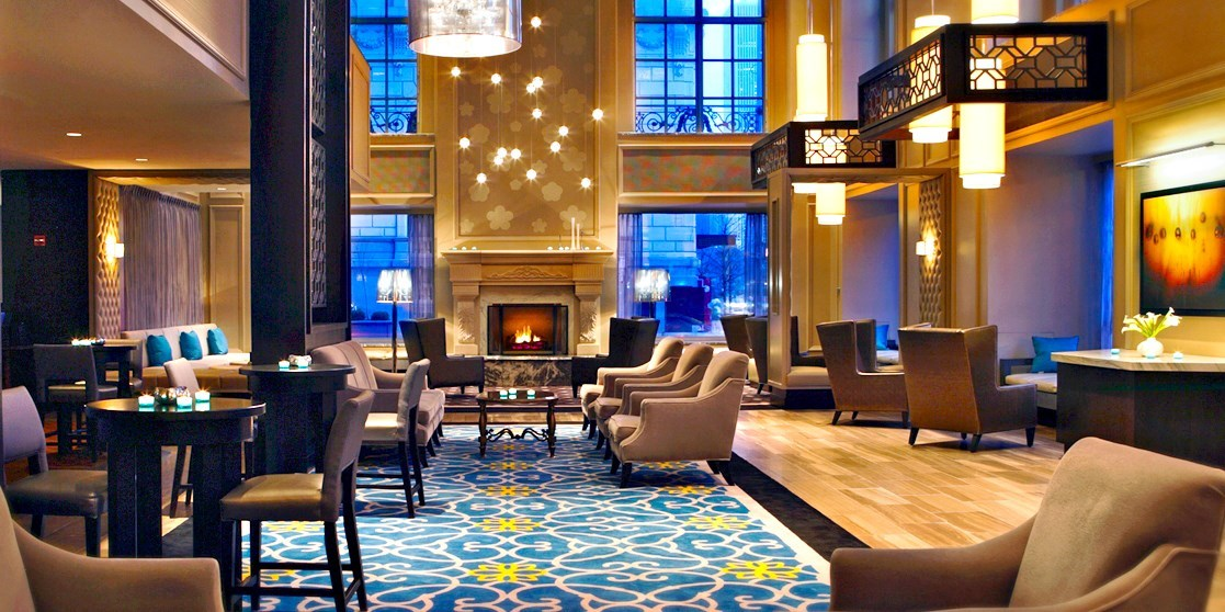 Hilton Chicago -- South Loop, Chicago