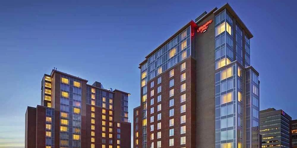 Hampton Inn by Hilton Halifax Downtown -- Halifax, Canada