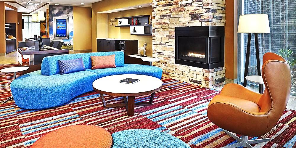 Fairfield Inn & Suites by Marriott St. John's Newfoundland -- St John's, Canada