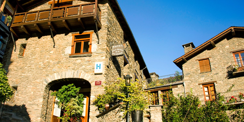 Hotel Santa Bàrbara de la Vall d'Ordino -- Ordino, Andorra