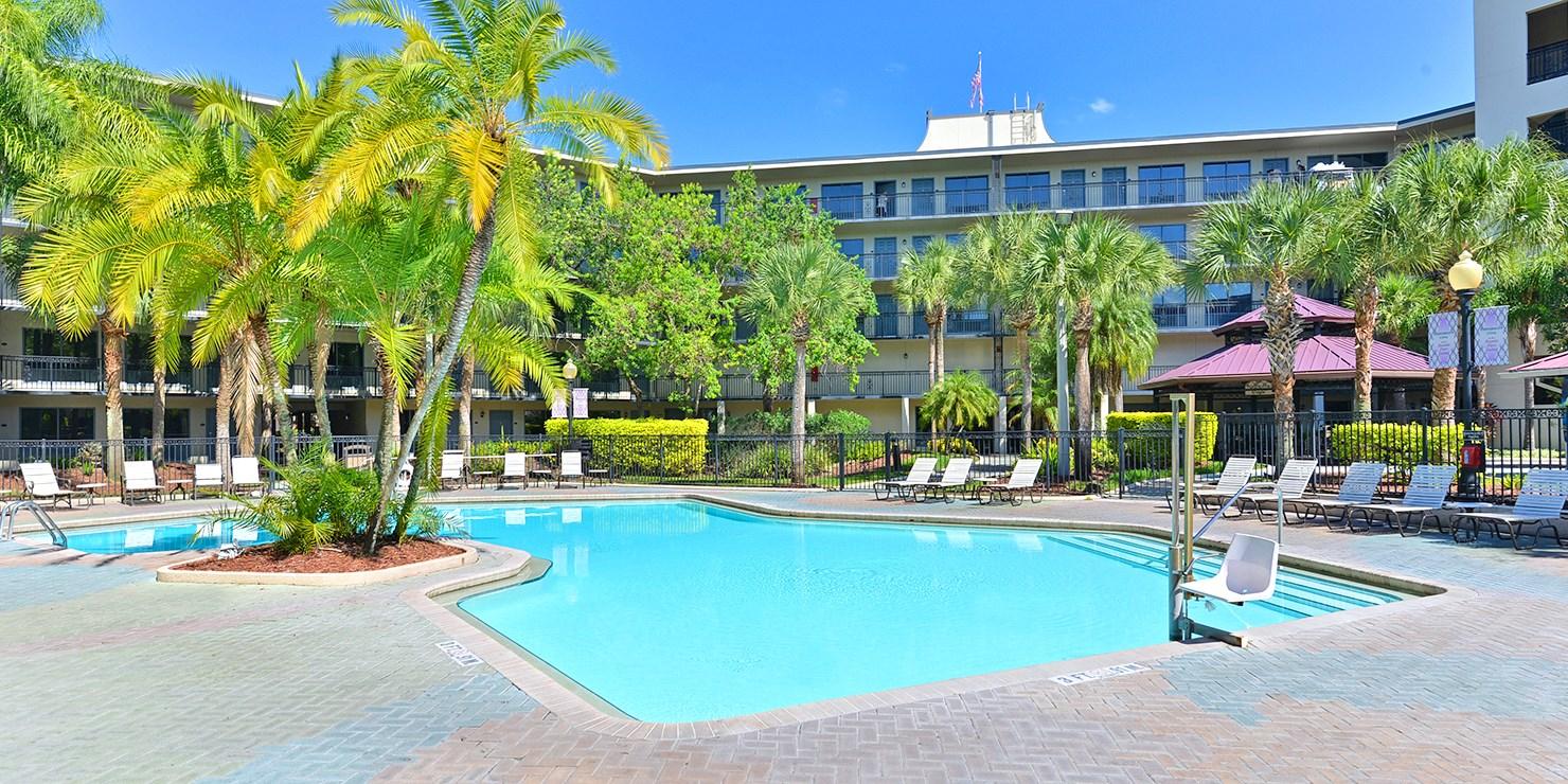 Quality Suites Royale Parc Suites  -- Kissimmee, FL
