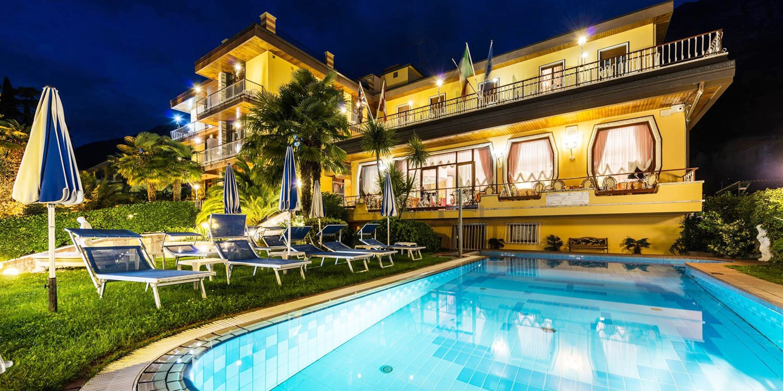 Hotel Cristallo -- Sulden im Vinschgau