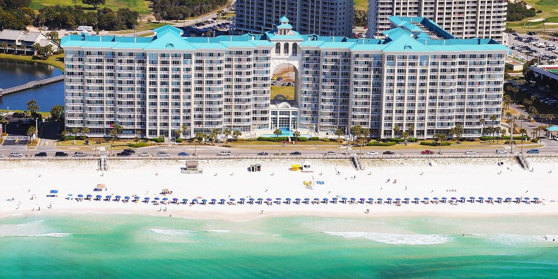 Majestic Sun Condominiums by Wyndham Vacation Rentals -- Miramar Beach, FL