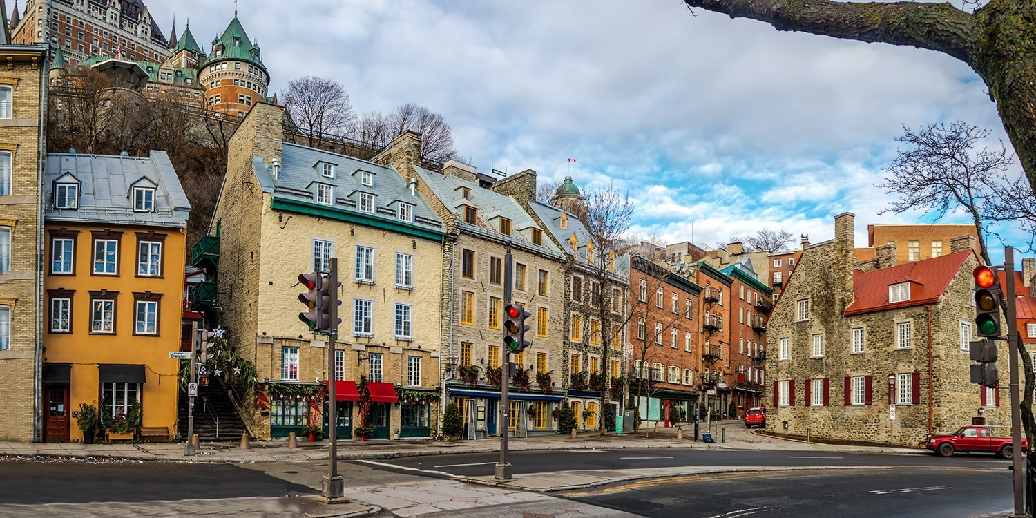 $196 – Old Quebec: 4-Star Suite Stay with Parking, Reg. $269 -- Quebec City, Canada