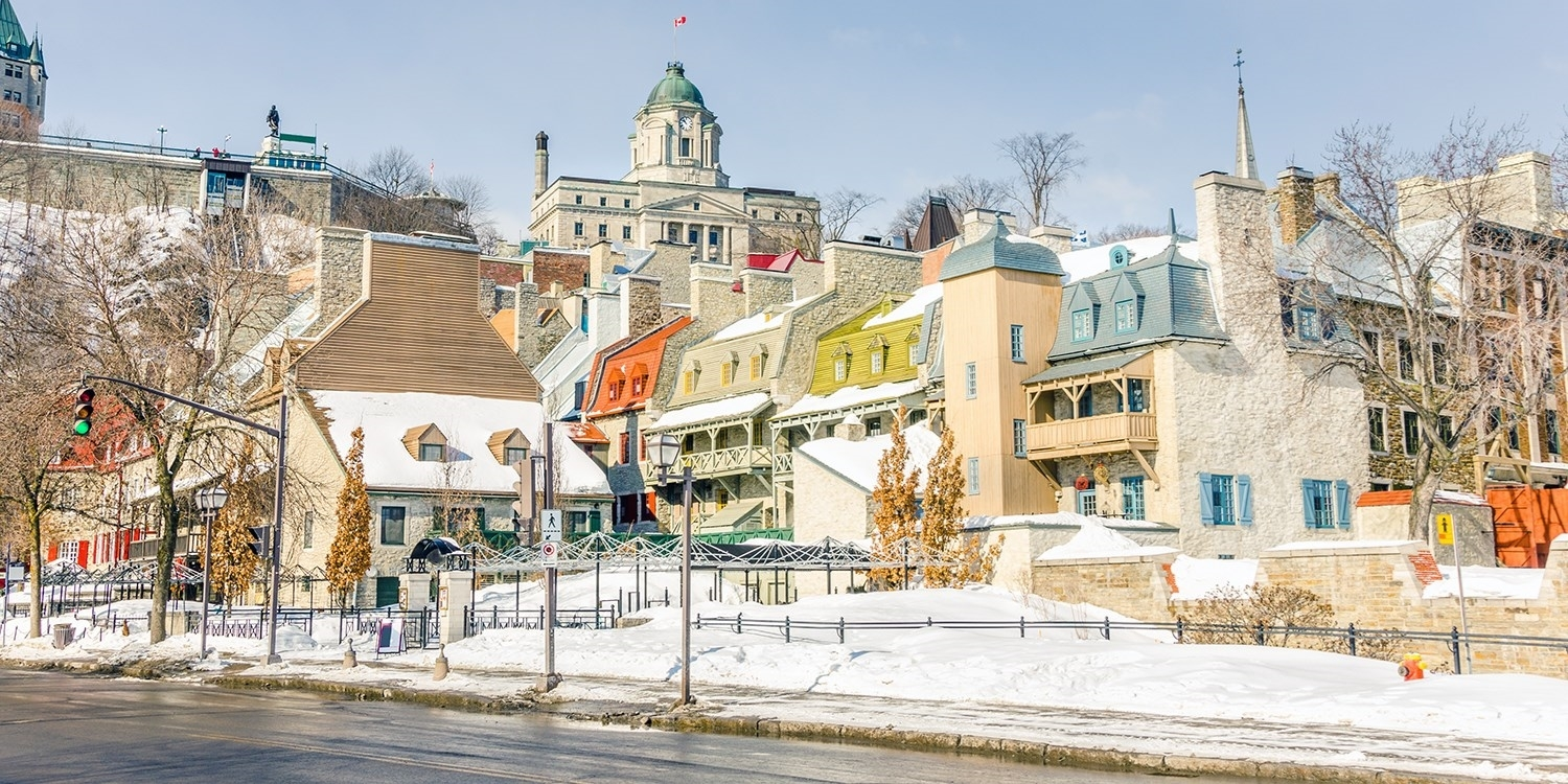 $113 – Old Quebec: 4-Star Suite Stay w/Parking, Reg. $194 -- Quebec City, Canada