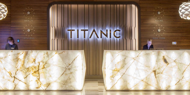 Titanic Chaussee Berlin Travelzoo