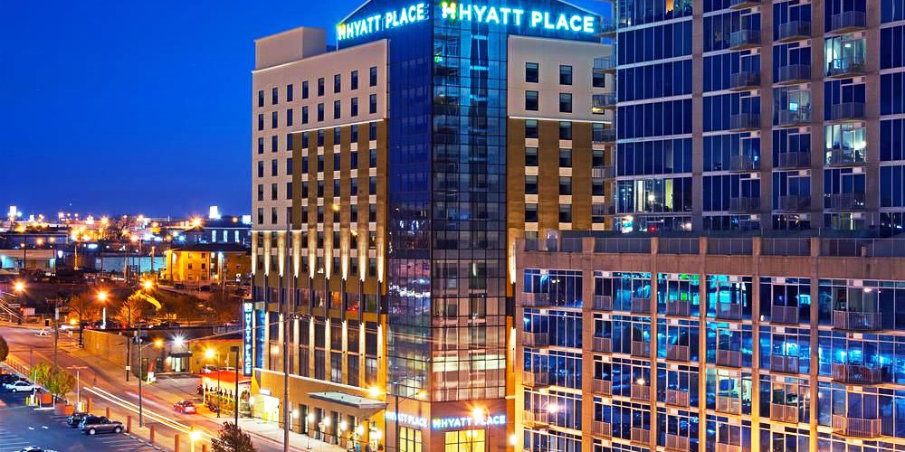 Hyatt Place Nashville Downtown -- Nashville, TN
