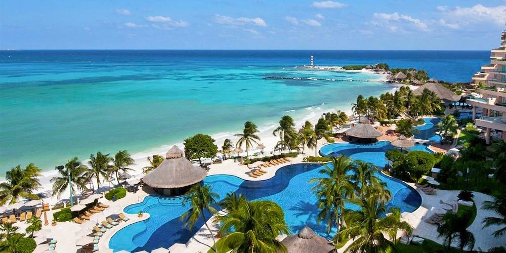 Grand Fiesta Americana Coral Beach Cancun -- Cancun, Mexico