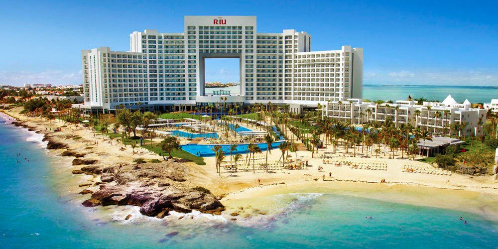 Riu Palace Peninsula All Inclusive -- Cancun, Mexico