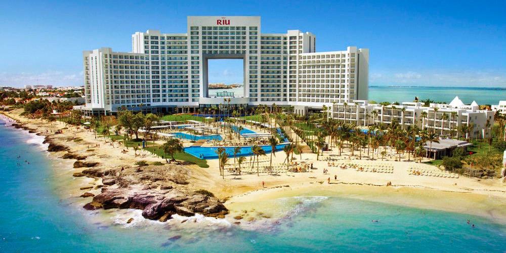 Riu Palace Peninsula All Inclusive -- Cancun, Mexico