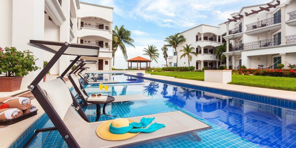 The Royal Playa del Carmen All Inclusive Spa & Resort -- Playa del Carmen, Mexico
