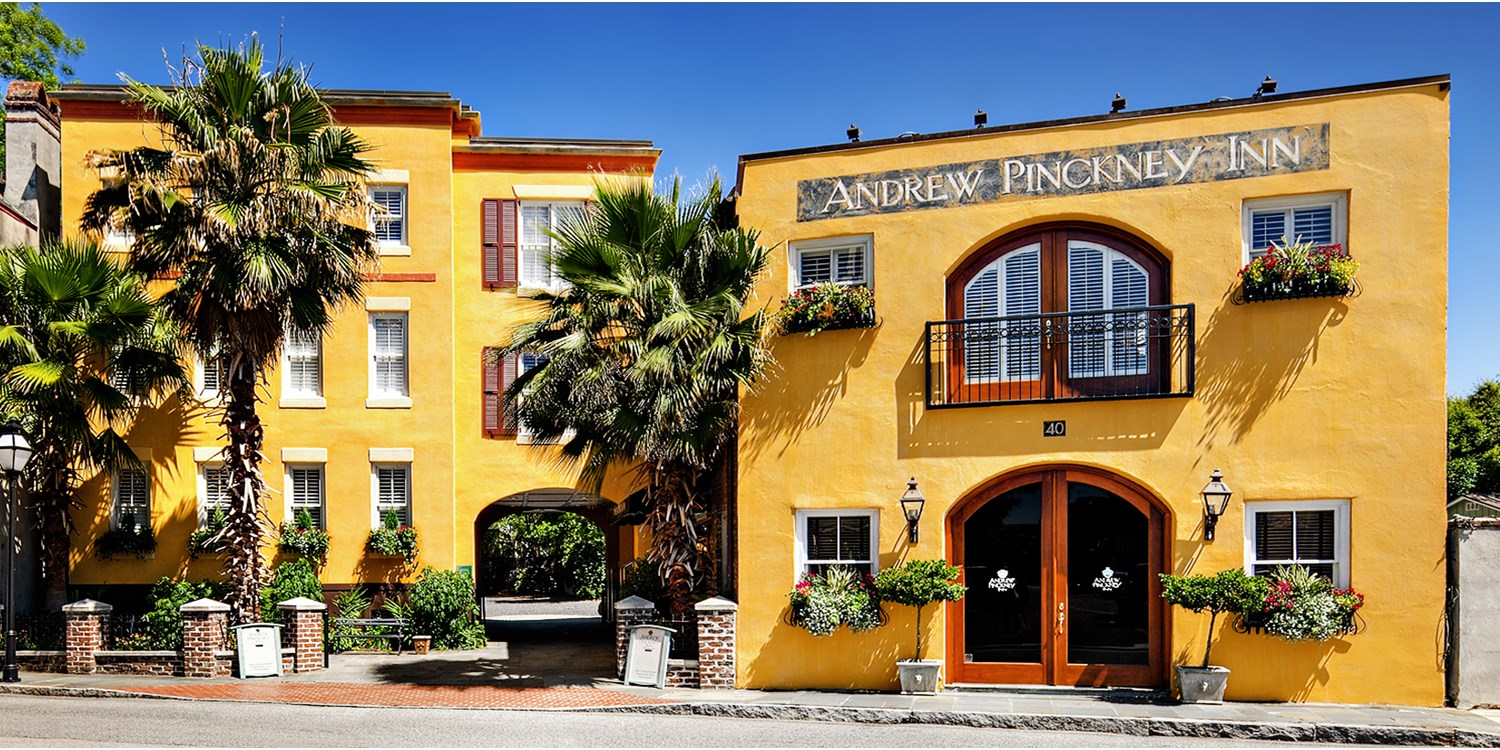 The Andrew Pinckney Inn -- Charleston, SC