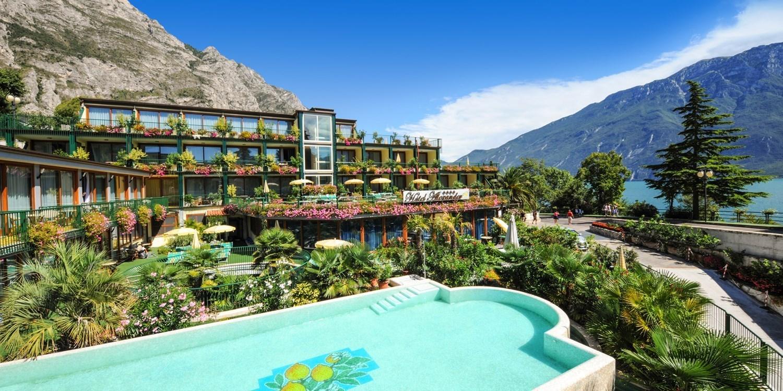 Hotel Alexander -- Limone sul Garda, Italy