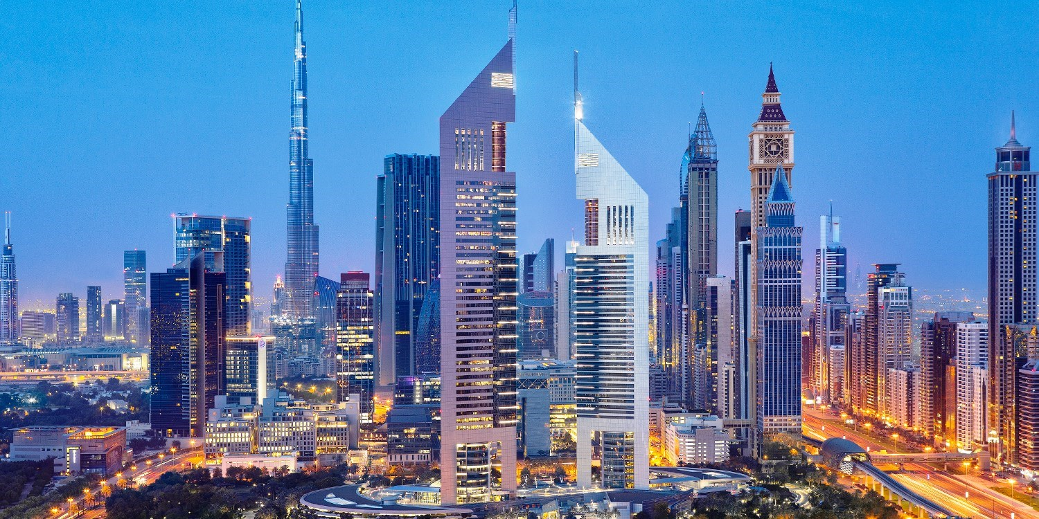 Jumeirah Emirates Towers -- Dubai, United Arab Emirates