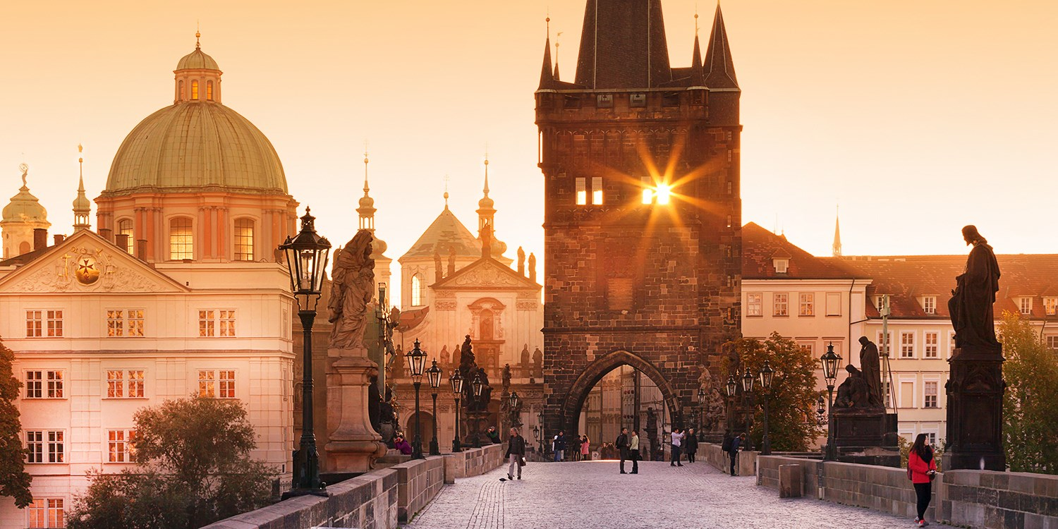 59 €–65 € – Suite mitten in Prag inkl. Upgrade, -54% -- Tschechien
