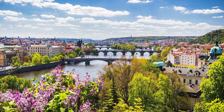 Hotel Suite Home Prague -- Czech Republic