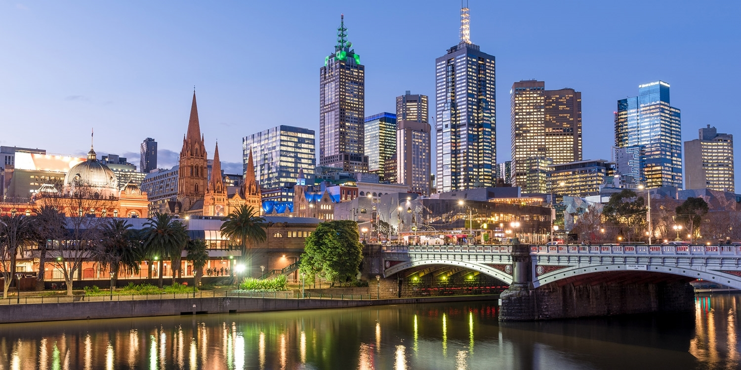 $130 & up – Melbourne Stay w/Late Checkout & Credit, -47% -- Melbourne, Australia