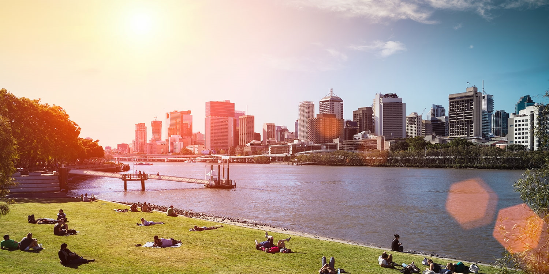 $62 – Brisbane: Riverside Apartment Stays w/Extras, up to 52% Off -- Brisbane, Australia