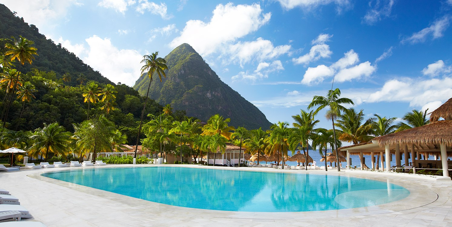 Sugar Beach, A Viceroy Resort  -- Soufriere, St. Lucia