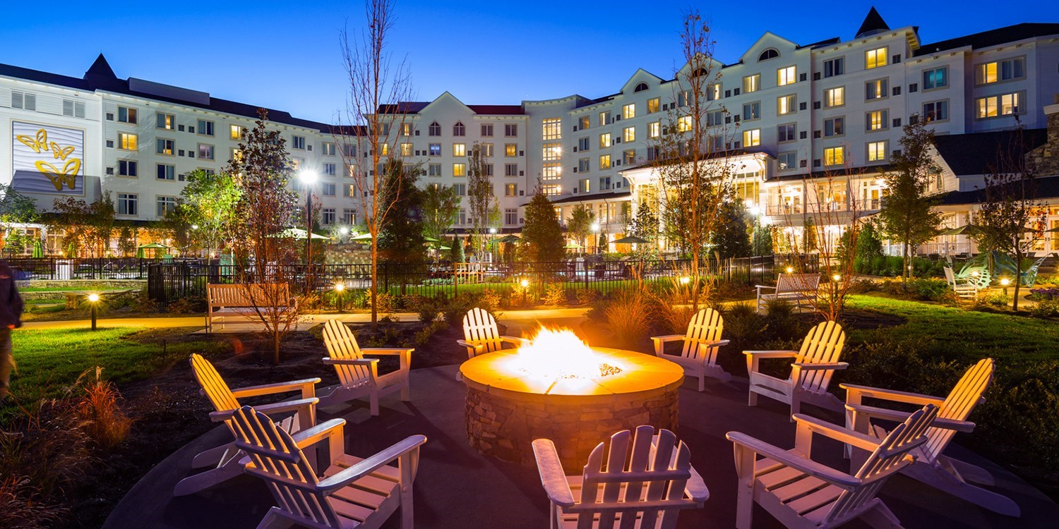 Dollywood's DreamMore Resort -- Pigeon Forge, TN