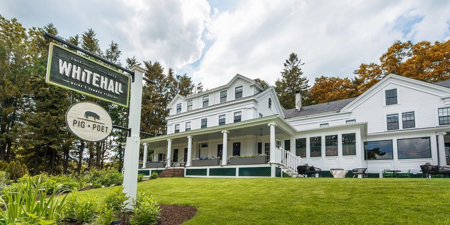 $145-$174 – Coastal Maine Hotel incl. Weekends, 40% Off -- Camden, ME