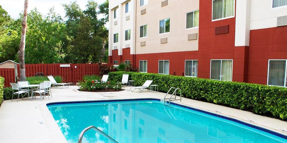 Fairfield Inn By Marriott St Petersburg/Clearwater -- Clearwater, FL